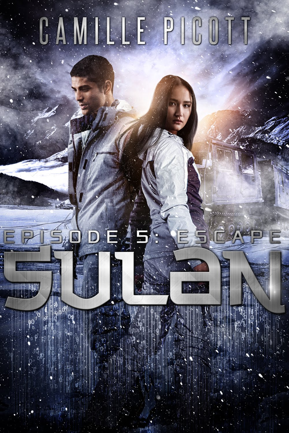 SULAN 5 - AVAILABLE MAY 30th!