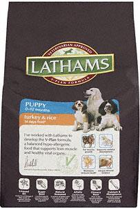Lathams Dog Food