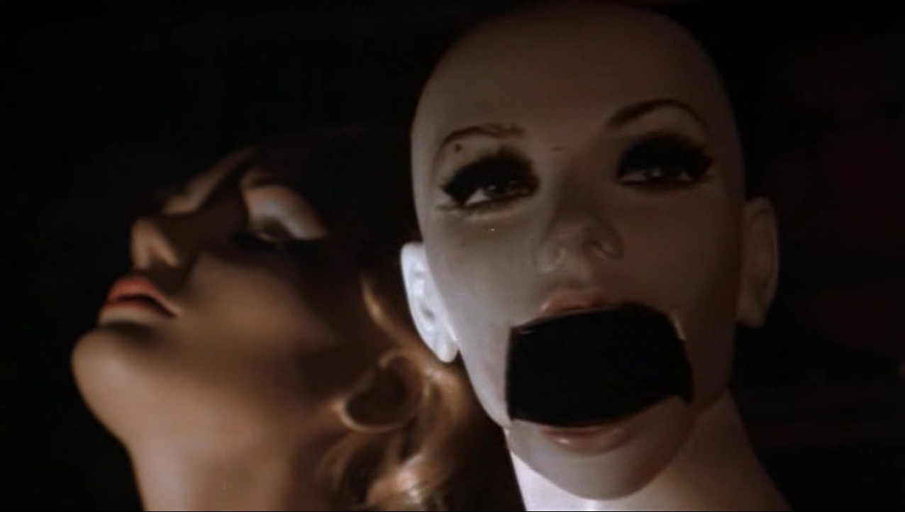 Club Silencio: The Face of Fear: Tourist Trap (1979)