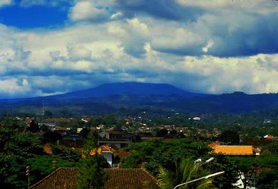 Foto Tempat Wisata Gunung Tangkuban Parahu