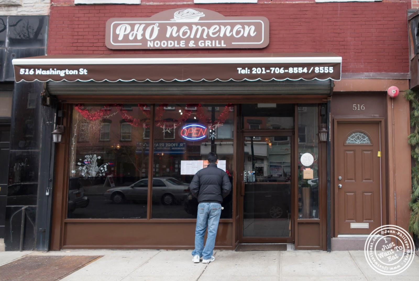 Vietnamese soup at pho nomenon in hoboken nj i just for Asian cuisine hoboken nj