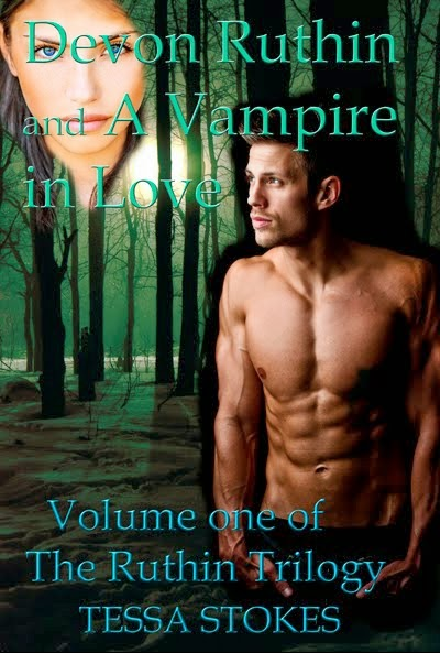 A Vampire in Love on Amazon