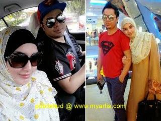 Keluarga Bahagia Fiza Halim Dan Adam AF Selepas Rujuk Semula, info, terkini, hiburan, sensasi,