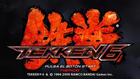 [PSP] Tekken 6 [ESPAÑOL] [1 LINK] [MEGA] 20121201105927