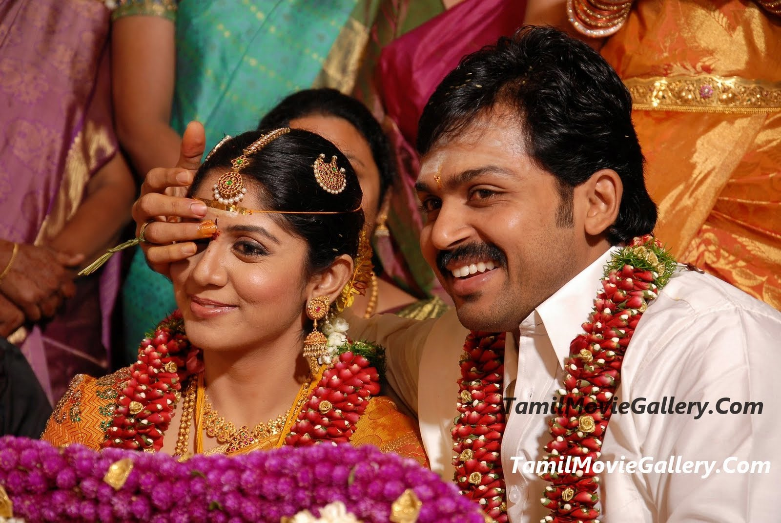 Karthik Tamil Actor Wedding