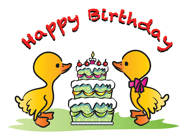 Birthday Ducklings