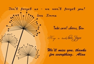 Office Farewell Quotes