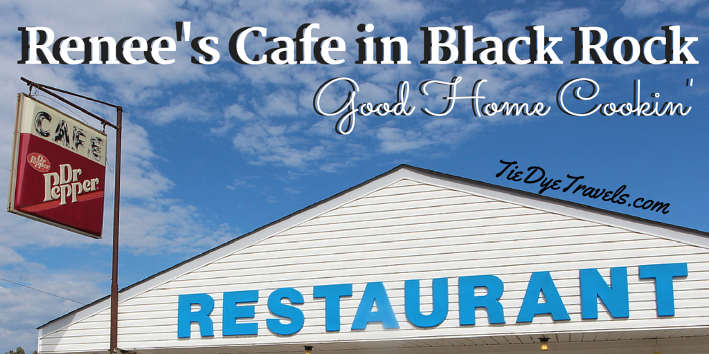Home cookin' in Black Rock.