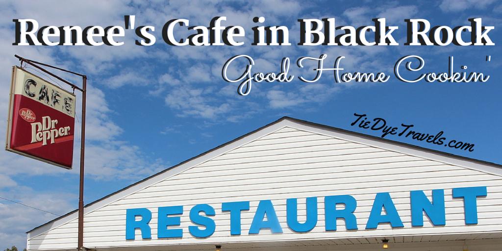 Home cookin' in Black Rock.
