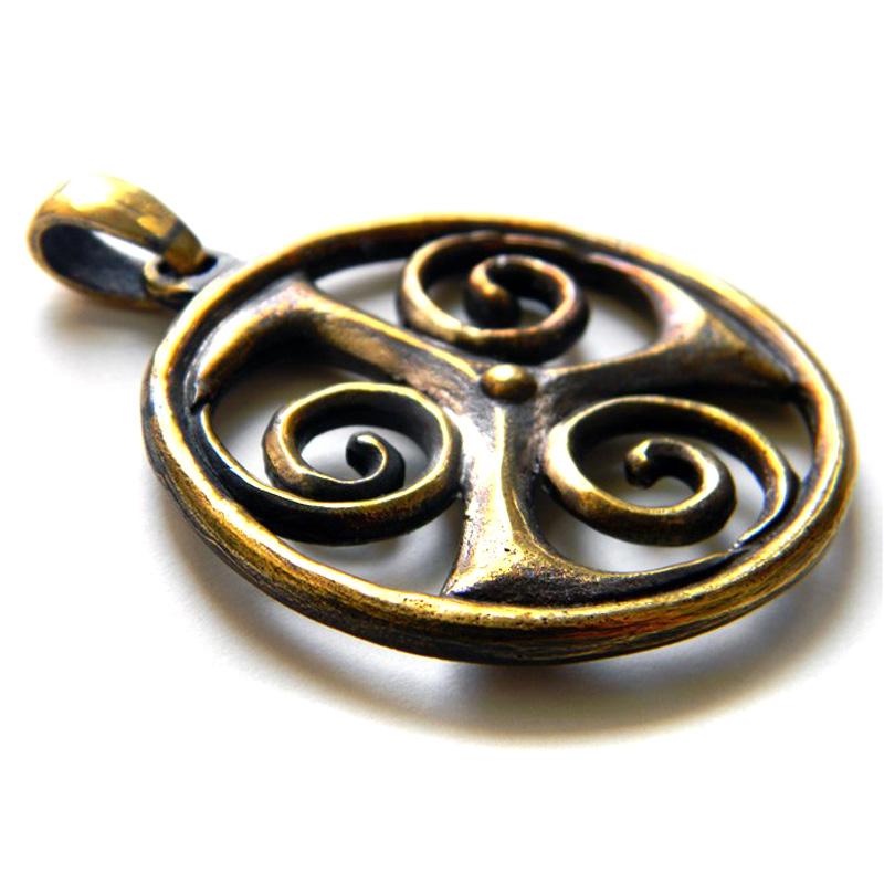 купить скандинавские украшения кельтика языческие кулоны