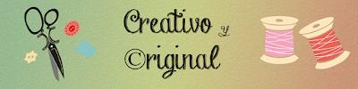 CREATIVO Y ORIGINAL