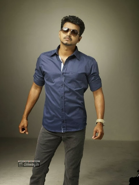 Vijay in Jilla Movie New Stills