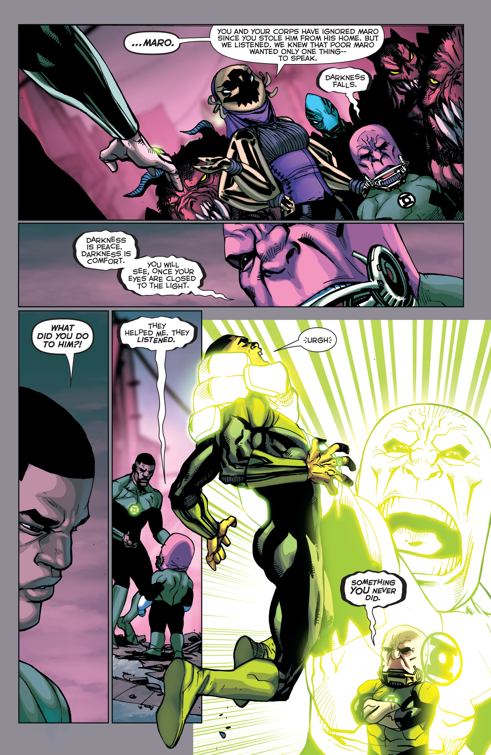 Green Lantern Corps (2011) Issue #40 #43 - English 9