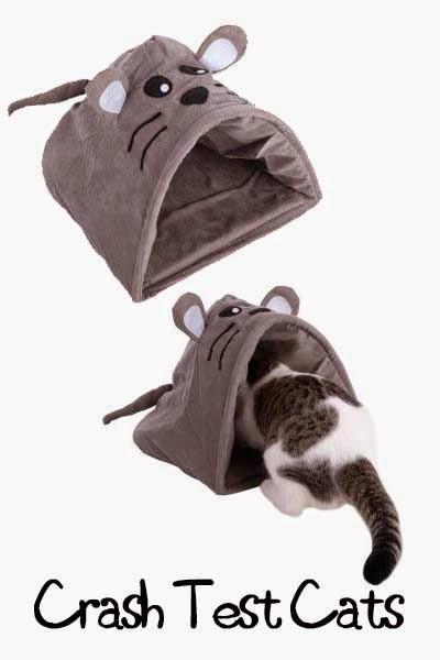 Cueva ratón para gatos Zooplus