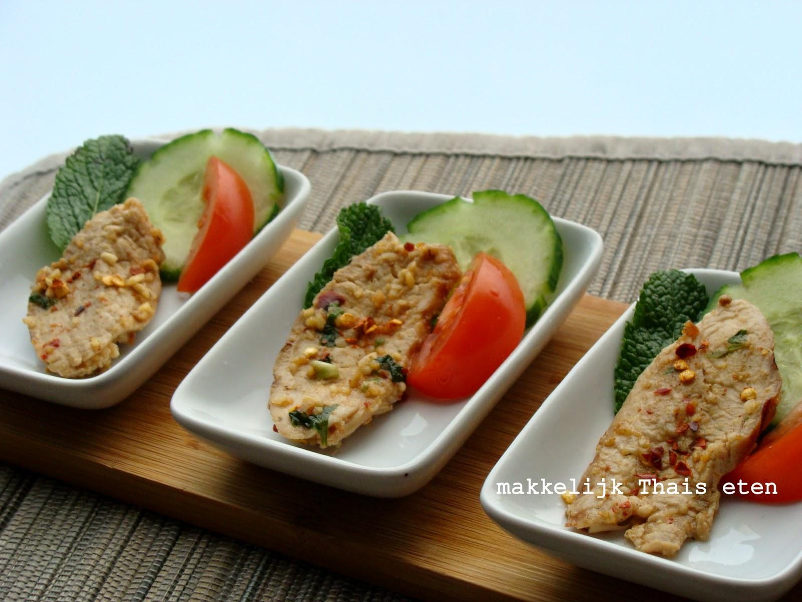 Makkelijk thais eten simple thai food oktober 2015 - Idee gezellige maaltijd ...