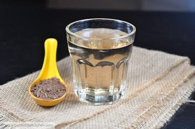 Jeera Water-Cumin Water