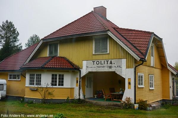 tolita station