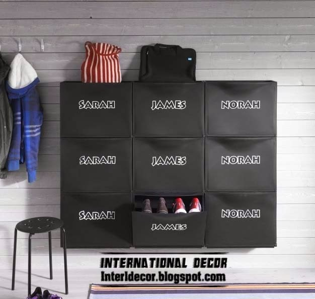 The Best Shoe Storage Solution And Ideas 2014