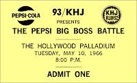 KHJ Big Boss Battle Ticket