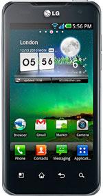 Spesifikasi LG Optimus 2X Terbaru