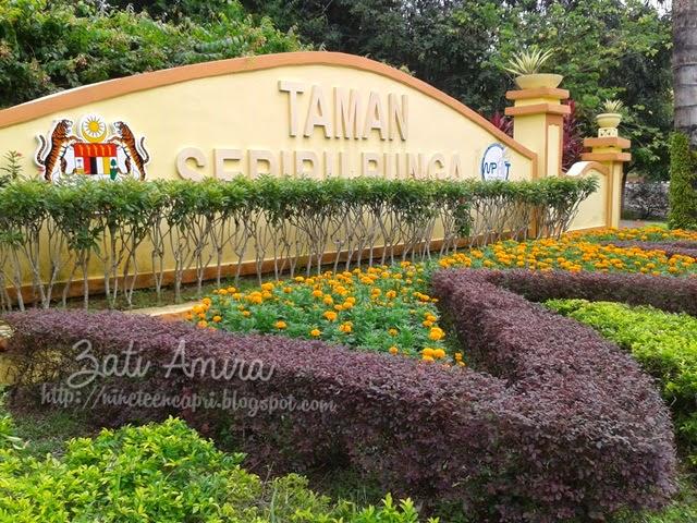Taman Seribu Bunga Ayer Keroh