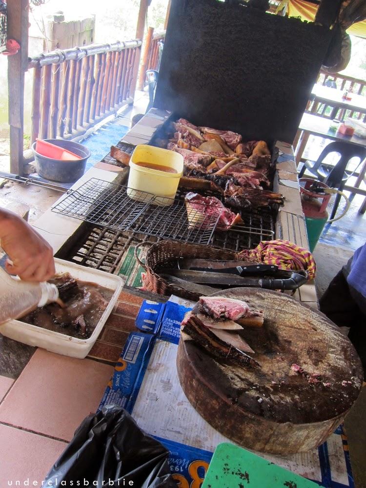 delicious sabah food