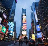 New York parmi les meilleures destinations shopping !