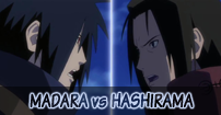 naruto shippuden la historia de Madara Uchiha
