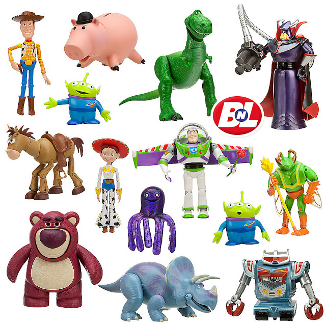 Toy Story Day Care : Welcome on buy n large toy story deluxe action figure set