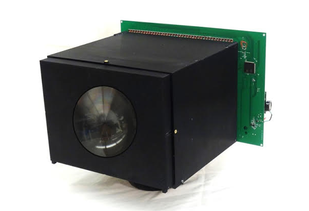 Researchers Create First Self-Powered Video Camera