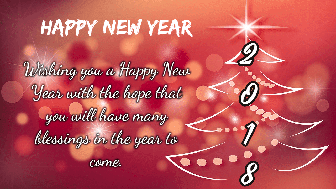 Happy New Year Messages New Year Message 2018 Akrossfo