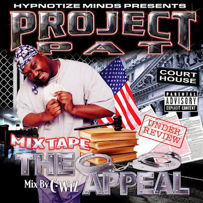 Project Pat - Mix Tape: The Appeal  Cover