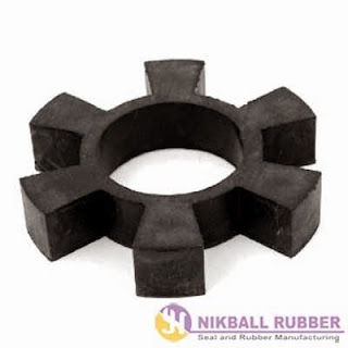 rubber coupling nikball