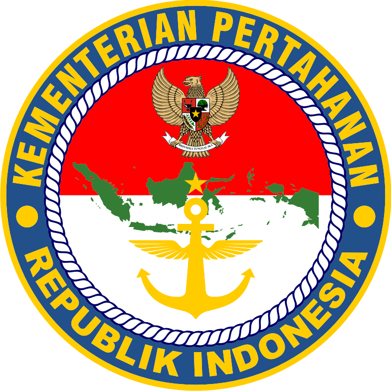 logo kementerian pertahanan kumpulan logo lambang indonesia