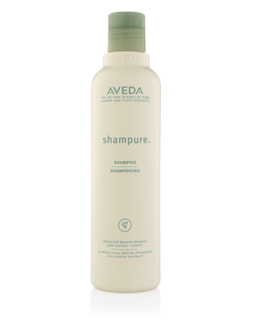 Aveda, Aveda Shampure Shampoo, Aveda shampoo, shampoo, hair products