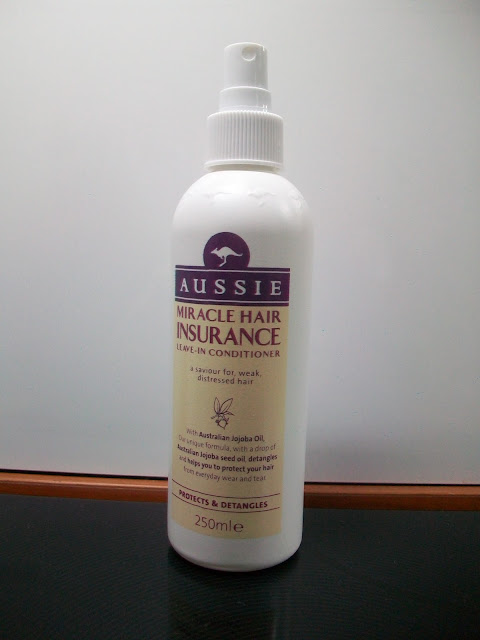 Aussie Miracle Hair Insurance Leave-In Conditioner