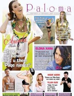 Revista PALOMA - 22 QERSHOR 2013