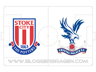 Prediksi Pertandingan Stoke City FC vs Crystal Palace FC