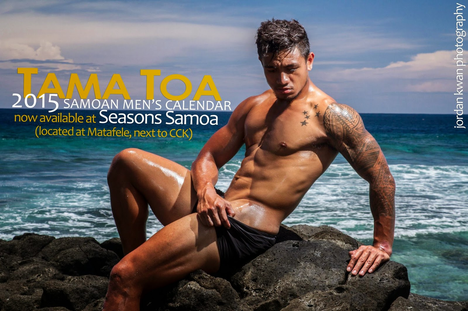 Fale Iosefa | Hot 500 Polynesian and Pacific Island Men