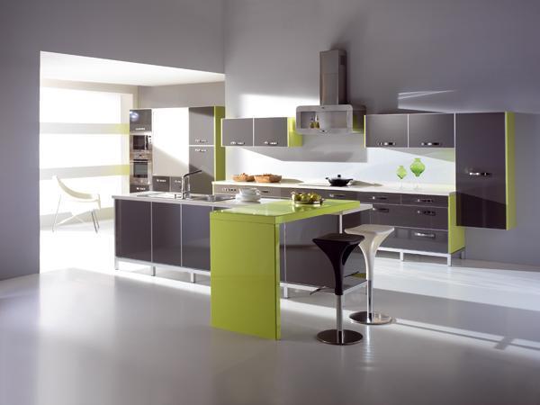 Dise o y fabricacion de muebles a medida en melamine - Muebles de cocina fotos ...
