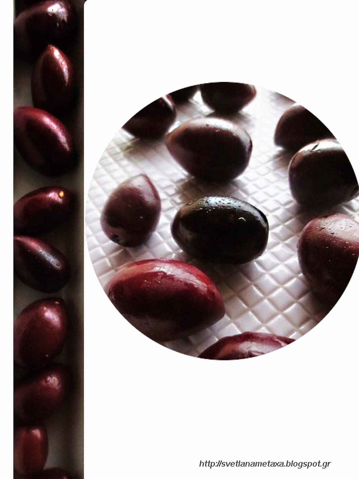 Маслины их приготовление в домашних условиях