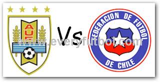 Ver Uruguay Vs Chile Online En Vivo
