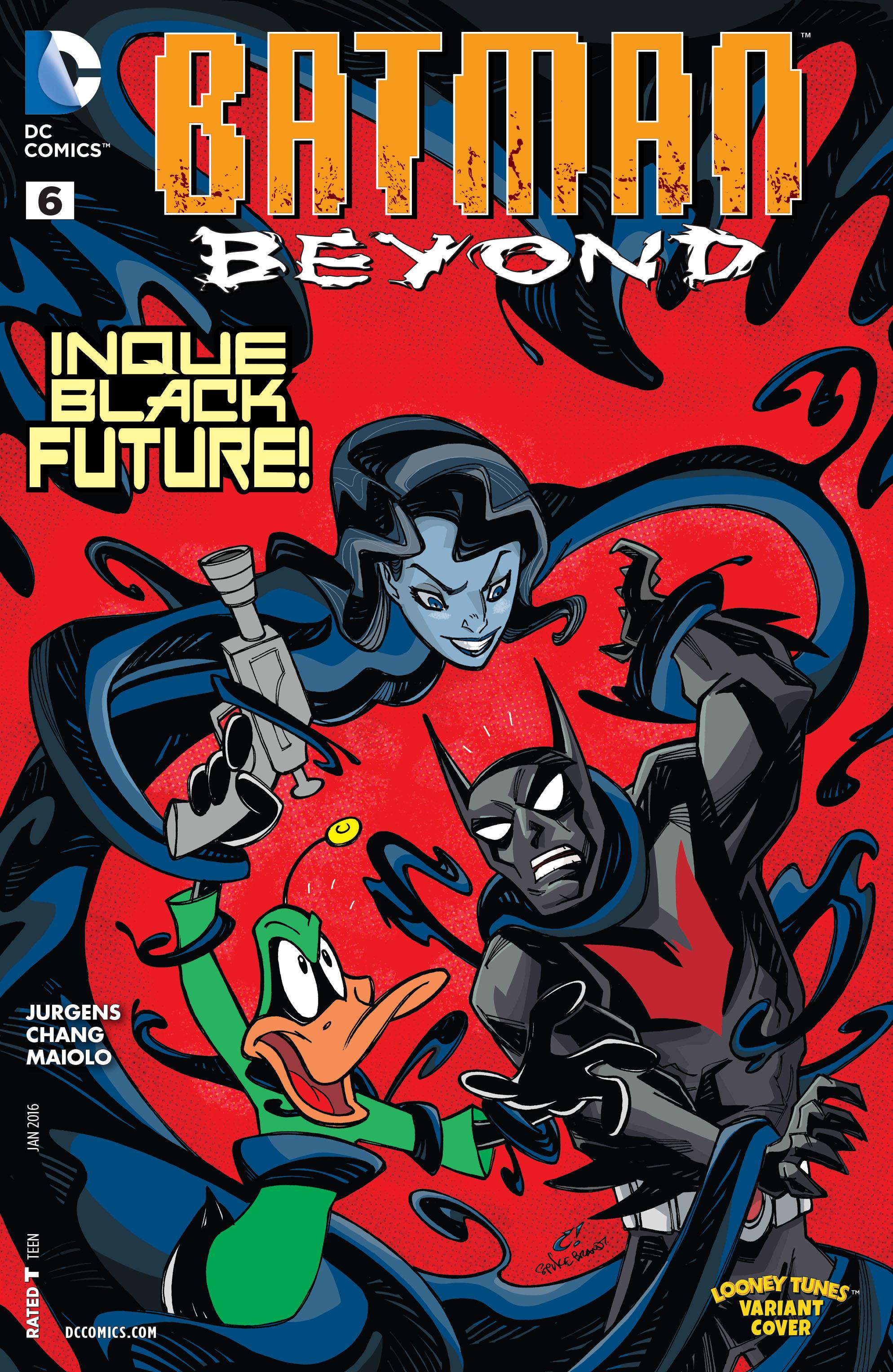 Batman Beyond (2015) Issue #6 #6 - English 3
