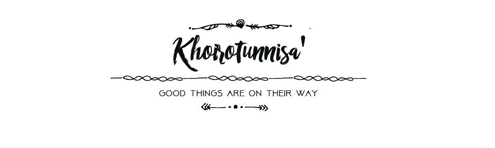 Khoirotunnisa'