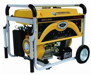 Tec Remote Series Generator