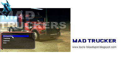 MAD Truckers PC Game Free Download