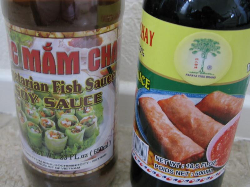 Vi t nam n chay b p chay thanh nh b n ri u chay kim for Vegan fish sauce substitute