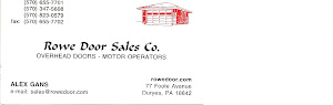 ROWE DOOR SALES CO. overhead-doors-motor-operators