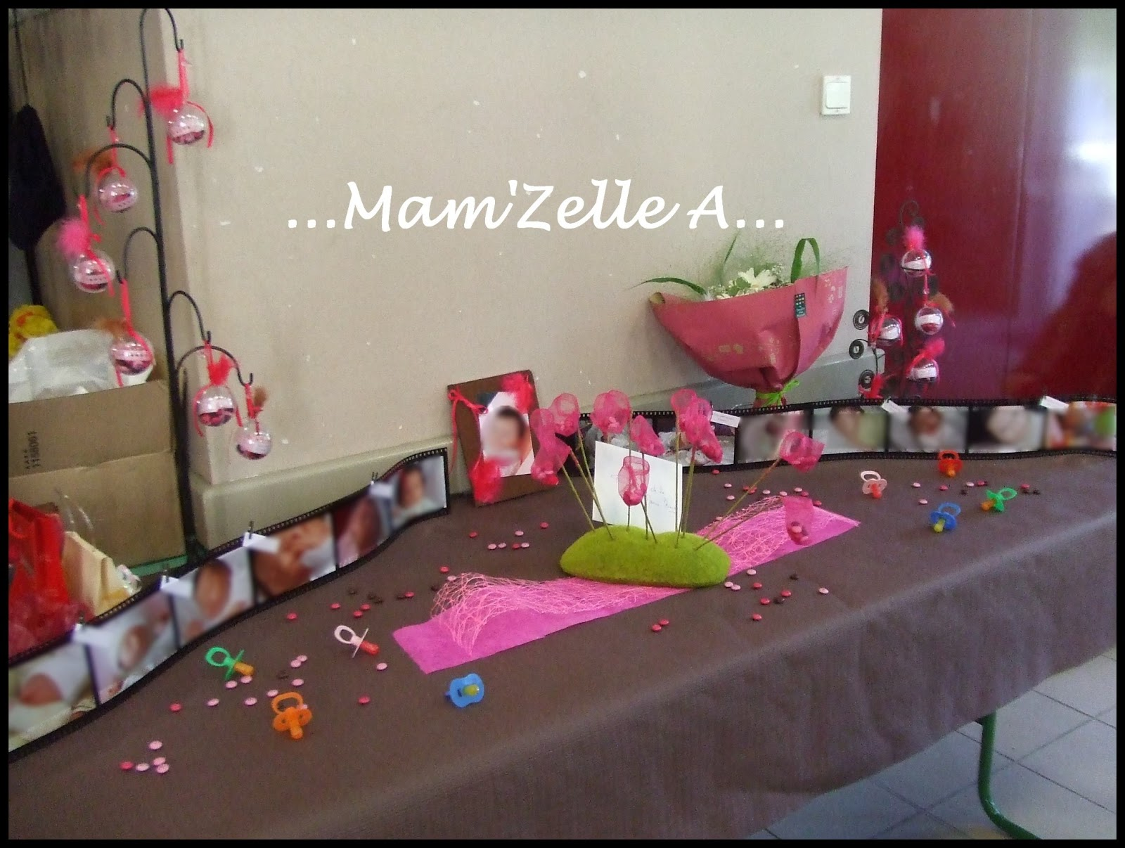 le p 39 tit train train de mam 39 zelle a de rose du marron et des bonbons. Black Bedroom Furniture Sets. Home Design Ideas