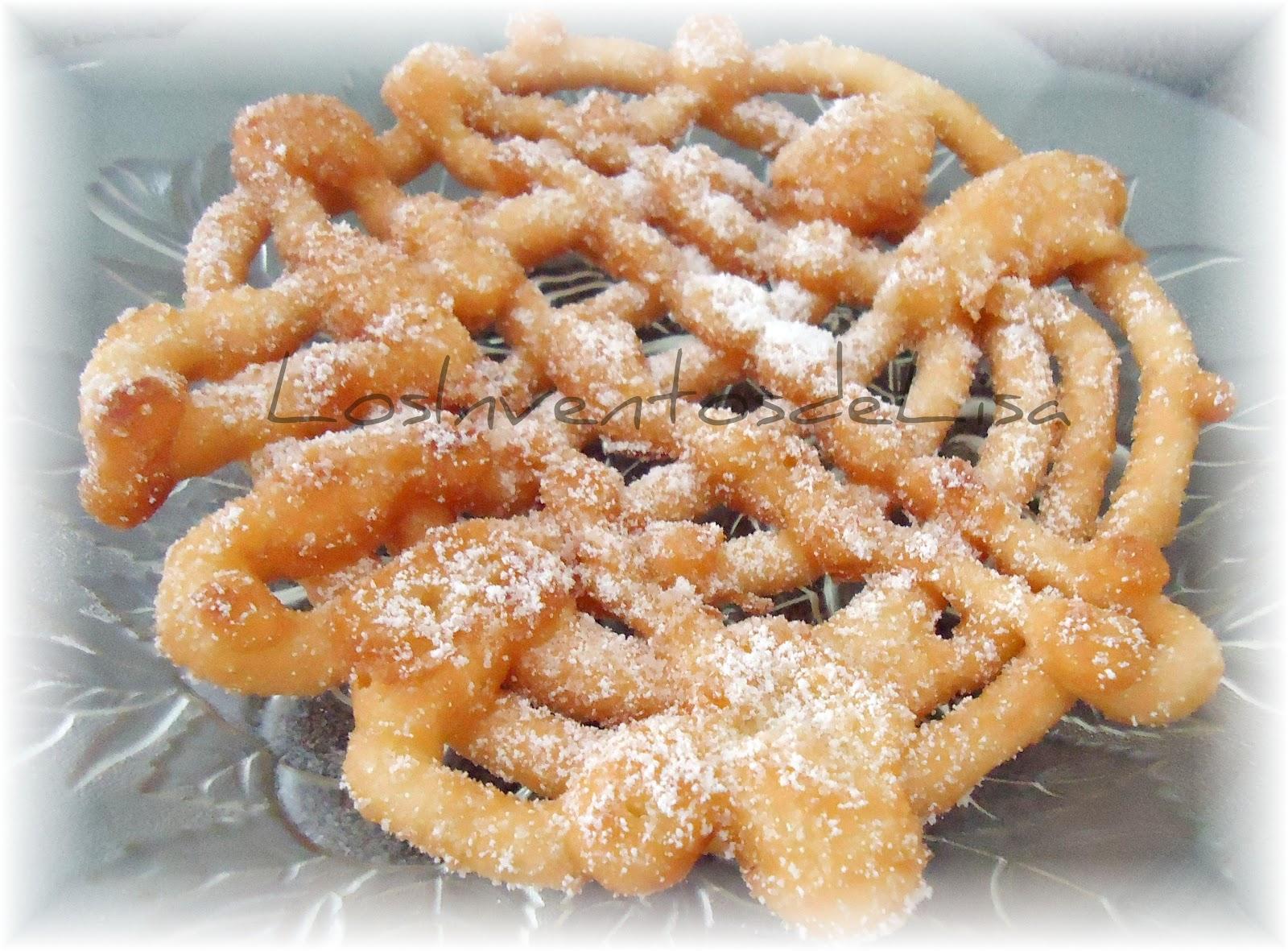 Los Inventos de Lisa: Funnel Cake